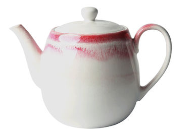 1300ml Ceramic Tea Coffee Set Color Glazed Teapot For Coffee And Tea